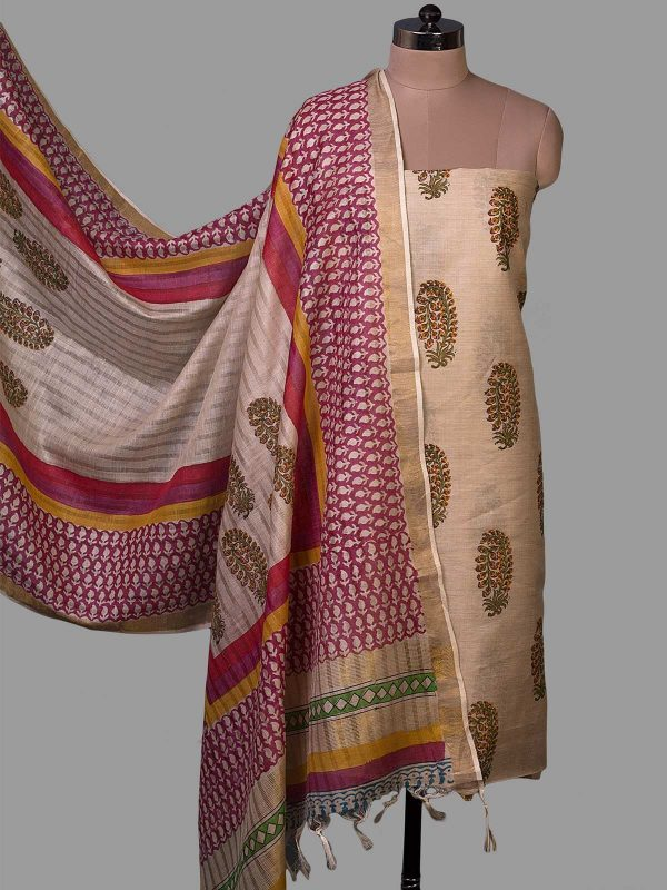 Pure Cotton and Silk Fabrics Online