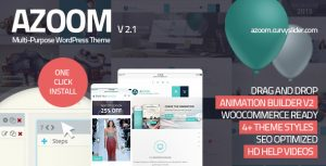 azoom wordpress theme