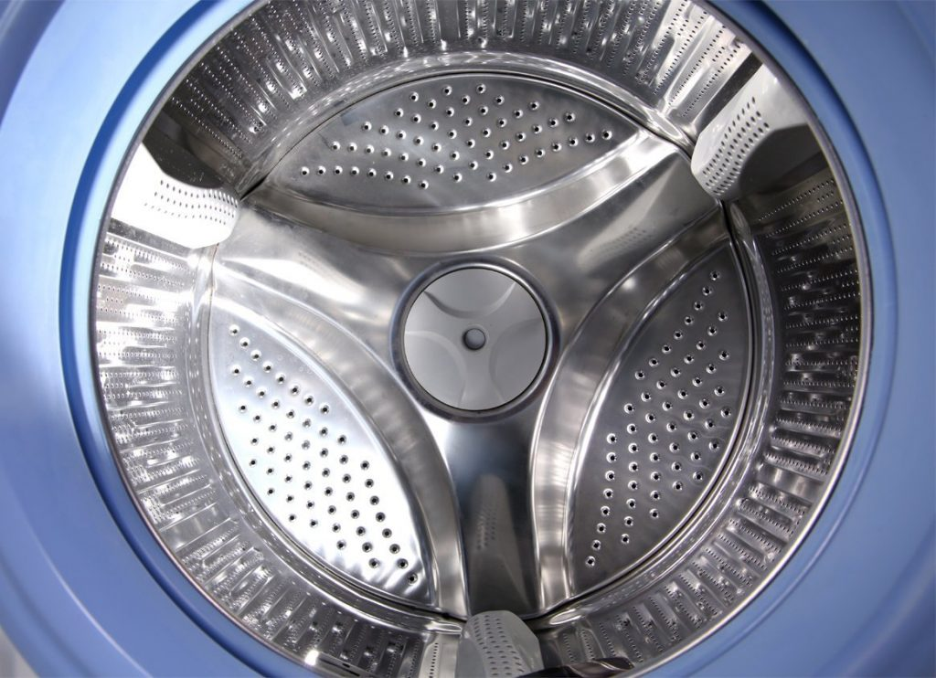 washing machine drum