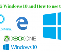 window 10 features