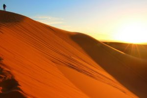 Best Desert and the Dunes in Morocco