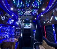 Charlotte Party Bus Rentals
