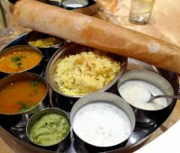 best South Indian restaurants in cp