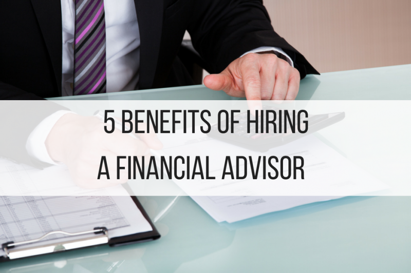 Benefits of Having a Financial Advisor in a Company
