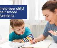 4 ways to help your child with their school assignments