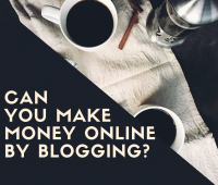 Can you Make Money Online By Blogging_