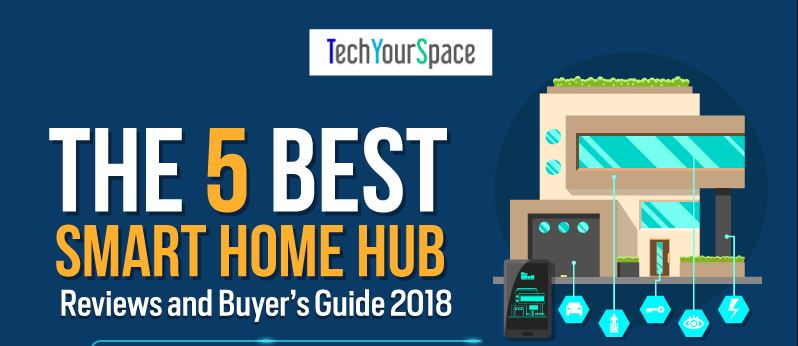 The 5 Best Smart Home Hub Reviews and Buyer's Guide 2018