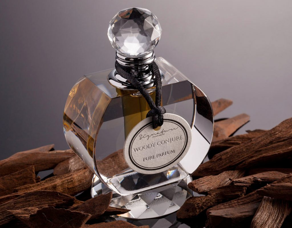 Arabian luxury perfume