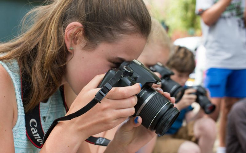Photography courses in India