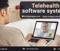 Telehealth software system SISGAIN