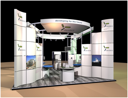 Exhibition Stand Activities : Take advantage of btl activities through creative exhibiting stands