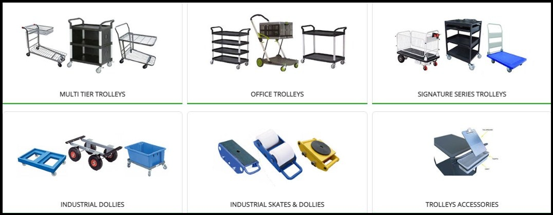 Trolley types, parts & their importance, and what to look for while buying a trolley | Topics Talk TopicsTalk